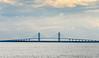 Sidney Lanier Bridge Across Fancy Bluff Creek - Brunswick, GA