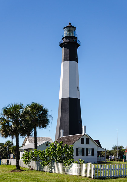 Lighthouse @ Tybee Light Station - Tybee Island, GA