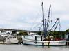Agnes Marie Shrimp Boat - Tybee Island, GA