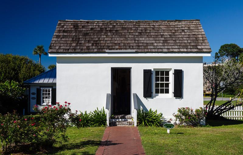 Summer Kitchen @ Tybee Island Light Station - Tybee Island, GA