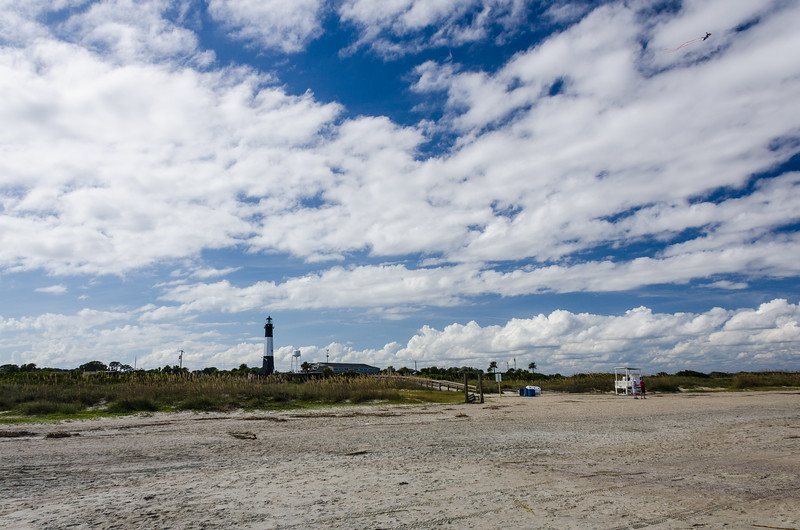 North Beach & Lighthouse @ North Beach - Tybee Island, GA