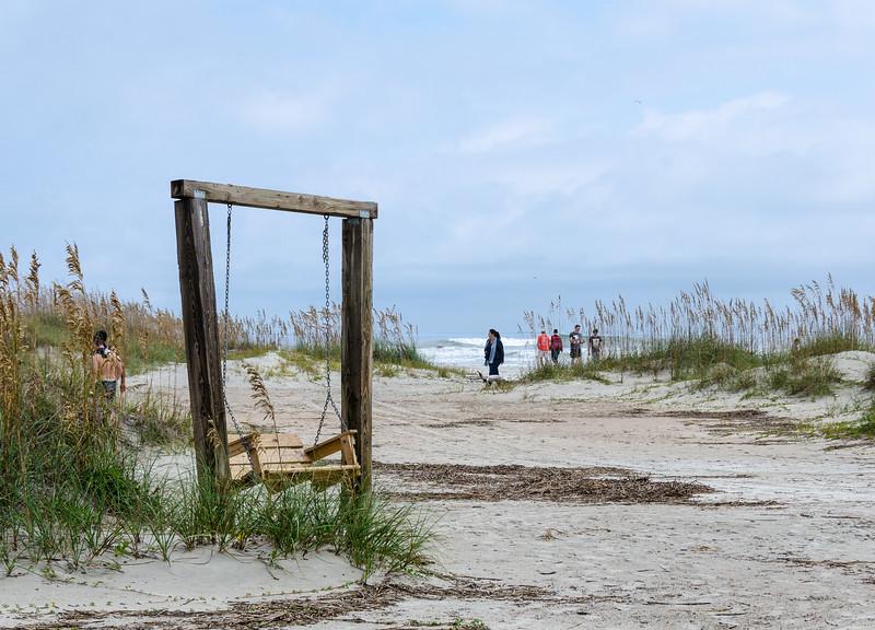 Relaxing Chair Swing @ Little Tybee Island Beach - Tybee Island, GA