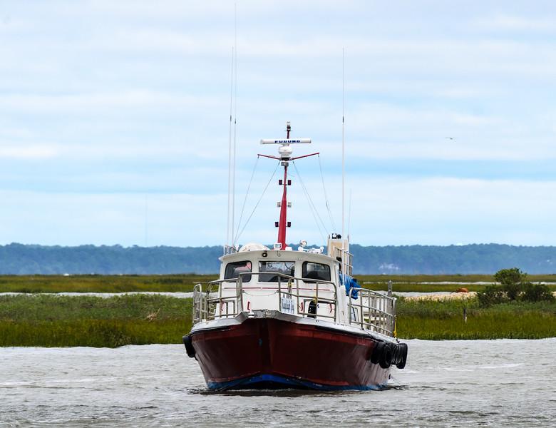 Kayleigh Joy Passenger Boat - Tybee Island, GA