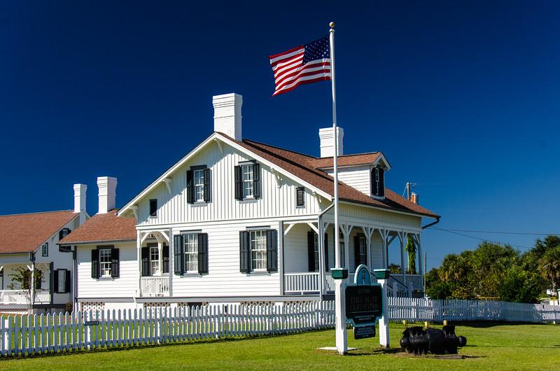 Head Keeper's House @ Tybee Island Light Station - Tybee Island, GA