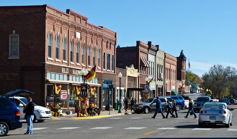 Wabasha Main Street
