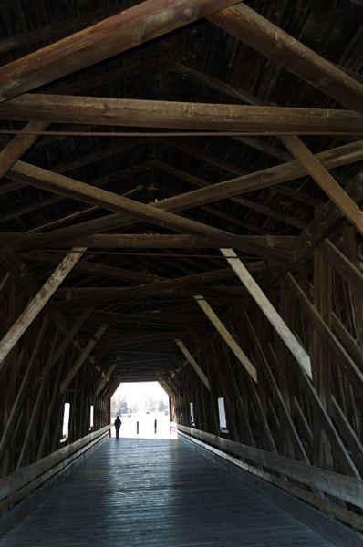 Zumbrota Covered Bridge - Zumbrota, MN