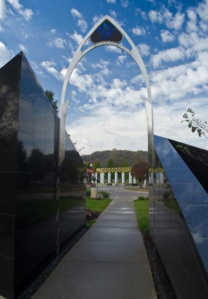 Memorial Plaza, St. Mary's University - Winona, MN
