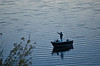 Fisherman on Lake Pepin - Stockholm, WI