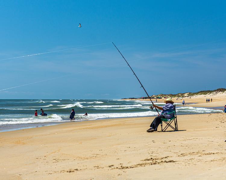 Fishing - Avon, NC, USA