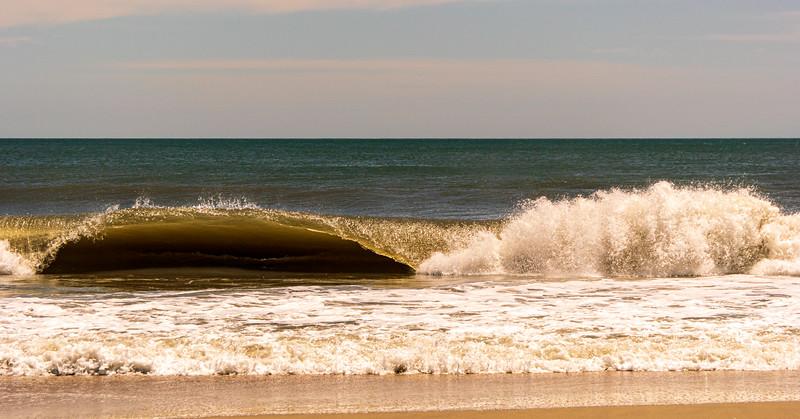 Wave Crashing 3 - Avon, NC, USA