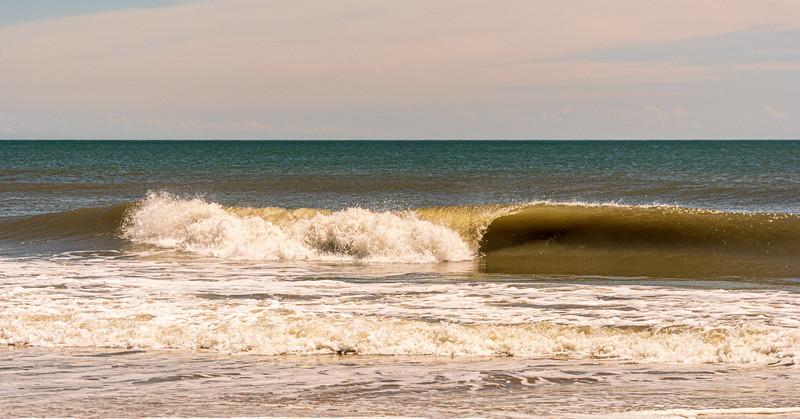 Wave Crashing 2 - Avon, NC, USA