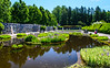 Italian Garden Pond 2 @ Biltmore Estate - Asheville, NC