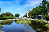 Italian Garden Pond @ Biltmore Estate - Asheville, NC