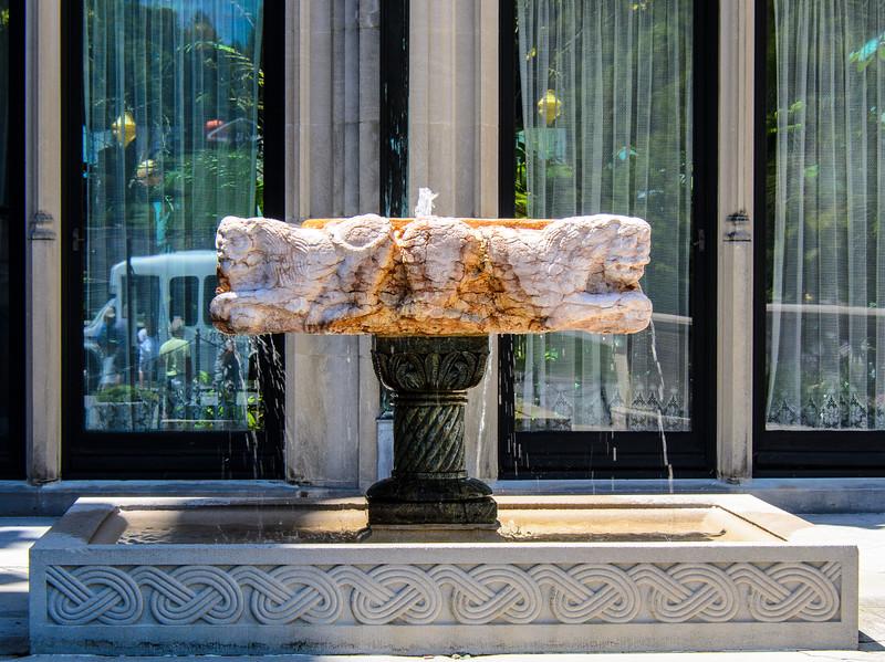 Stone Fountain @ Biltmore Estate - Asheville, NC
