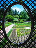 View from Walled Garden Arbor @ Biltmore Estate - Asheville, NC