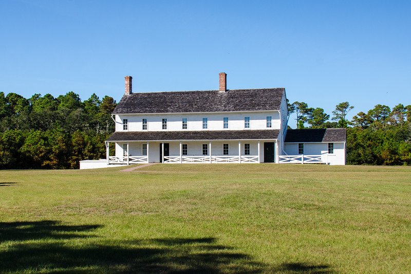 Double Keepers' Quarters @ Cape Hatteras Light Station - Buxton, NC