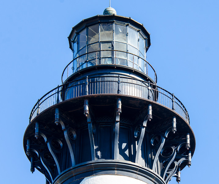 Lantern Room @ Cape Hatteras Light Station - Buxton, NC