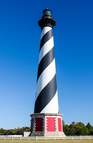 Cape Hatteras Lightouse @ Cape Hatteras Light Station - Buxton, NC