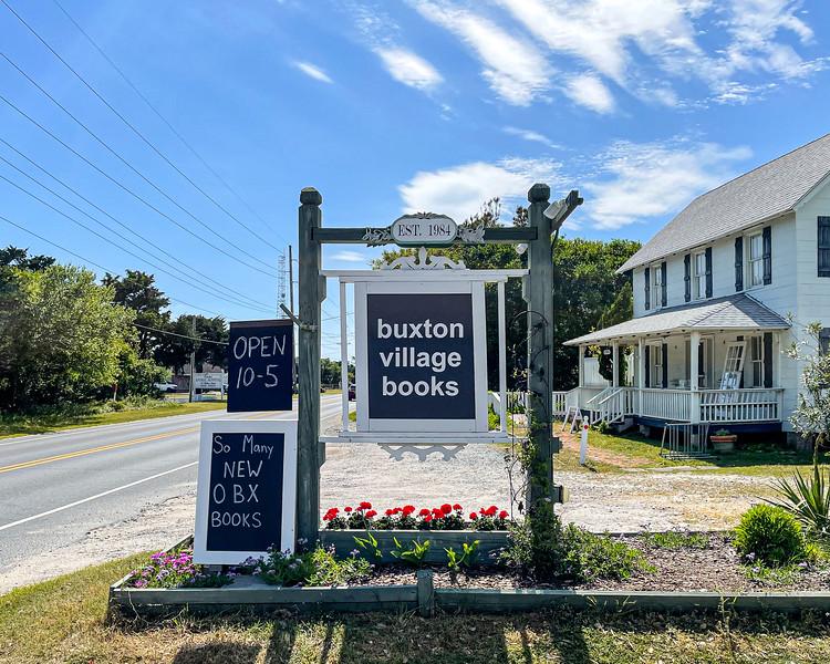 Buxton Village Books - Buxton, NC, USA