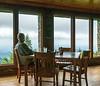 Mount Mitchell Restaurant c. 1953 @ Mt. Mitchell State Park - Burnsville, NC