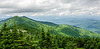 Mt Craig from Mt. Mitchell Summit @ Mt Mitchell State Park - Yancey County, NC