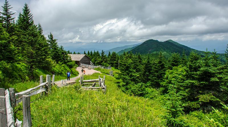 Mt Mitchell Summit Trail & Mt. Craig @ Mt Mitchell State Park - Yancey County, NC