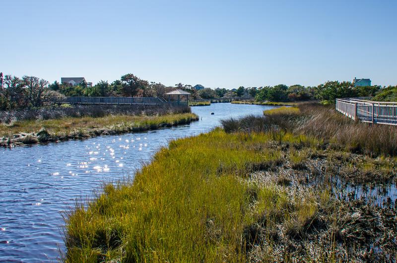 Sea Breeze Trail @ Hatteras Village Park - Hatteras, NC
