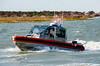 US Coast Guard Boat - Hatteras, NC