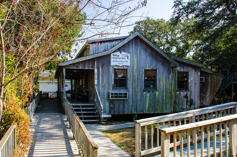 Village Craftsmen - Ocracoke, NC