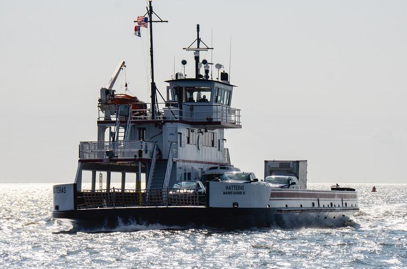 M/V Hatteras (built 2006) - Ocracoke, NC