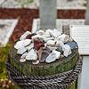 Stones & Shells @ British Cemetery - Ocracoke, NC, USA