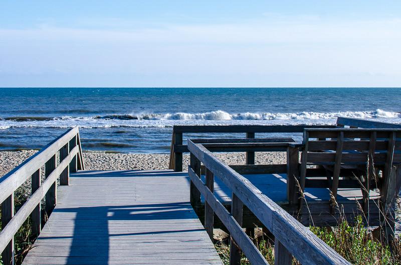 Pony Pen Beach - Ocracoke, NC