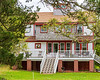Howard House on Howard Street - Ocracoke, NC, USA