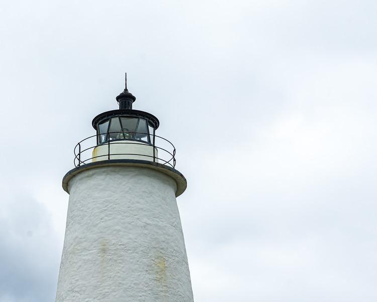 Ocracoke Lighthouse 3 - Ocracoke, NC, USA