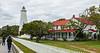 Ocracoke Light Station - Ocracoke, NC, USA