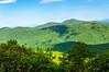 Black Mountain from Cherry Cove Overlook in Pisgah Natinoal Forest - Mile 415.7, Blue Ridge Parkway - Canton, NC