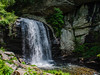 Looking Glass Falls @ Pisgah National Forest- Brevard, NC
