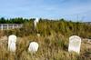 Cemetery @ Salvo Day Use Area - Salvo, NC