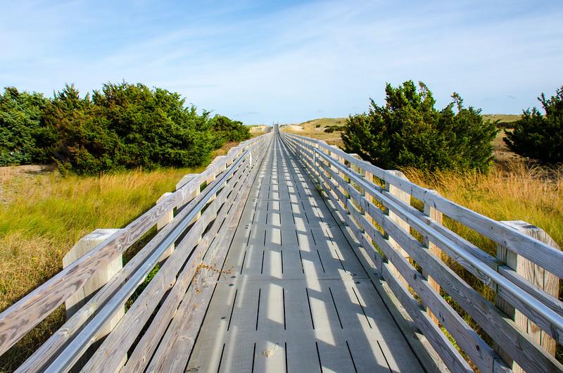 Boardwalk @ ORV Ramp 25 - Salvo, NC