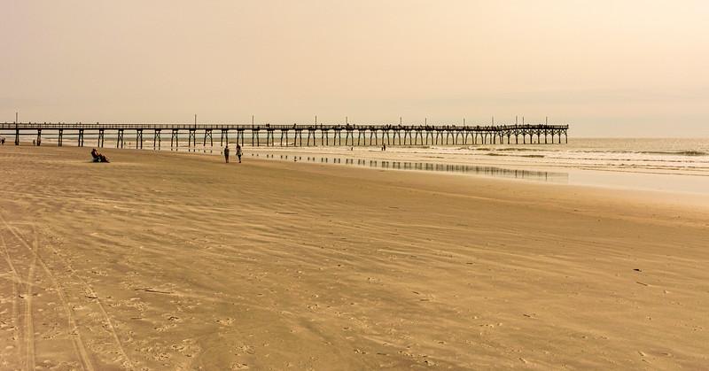Sunset Beach Pier - Sunset Beach, NC, USA