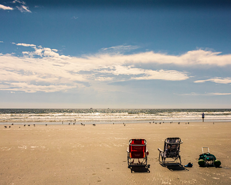 Beach Time - Sunset Beach, NC, USA