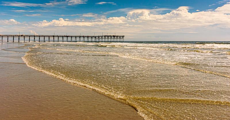 Pier - Sunset Beach, NC, USA