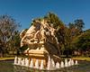 Riders of the Dawn Sculpture & Fountain (Adolph Alexander Weinman, 1942) @ Brookgreen Gardens - Murrells Inlet, SC, USA