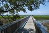 Boat Dock On Wadmalaw River - Edisto Island State Park, Edisto Island, SC