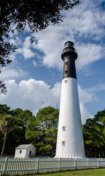 Hunting Island Lighthouse - Hunting Island State Park, SC