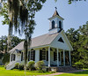 Trinity Episcopal Church (circa 1881) - Edisto Island, SC