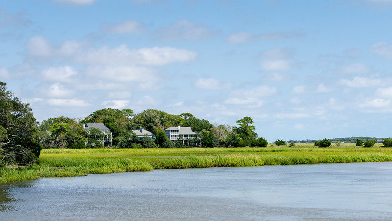 Homes On The Wadmalaw River - Edisto Island, SC