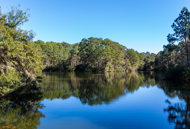 Lake Mary @ Sea Pines Forest Preserve - Hilton Head Island, SC