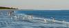 Teens Enjoying the Beach @ Folly Field Beach - Hilton Head Island, SC