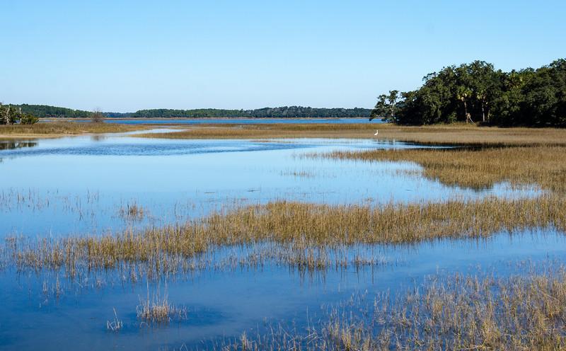 Mackay Creek II @ Pinckney Island NWR - Beaufort County, SC